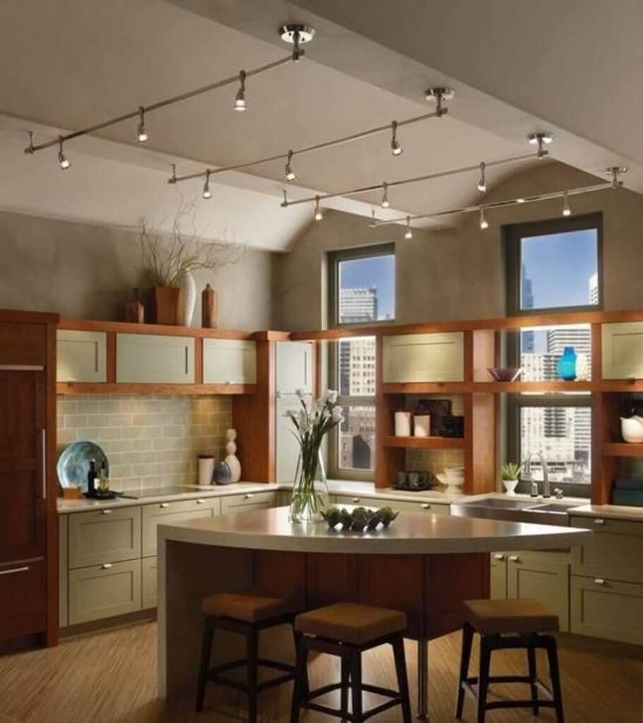 Kitchen Track Lighting - West Midlands Home Improvements Blog