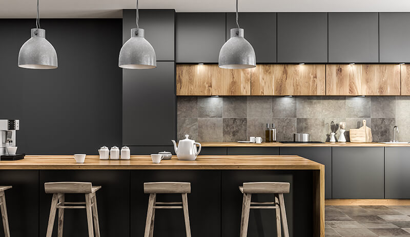 Pendant Kitchen Lighting - West Midlands Home Improvements Blog