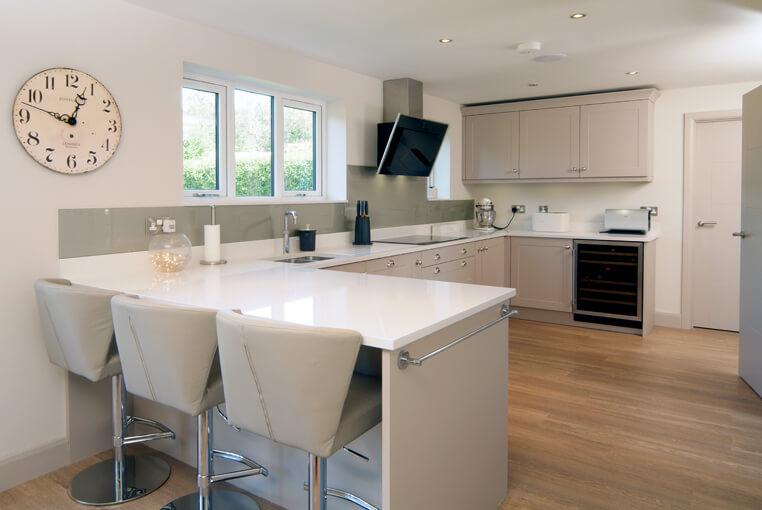 Breakfast Bar - West Midlands Home Improvements Blo