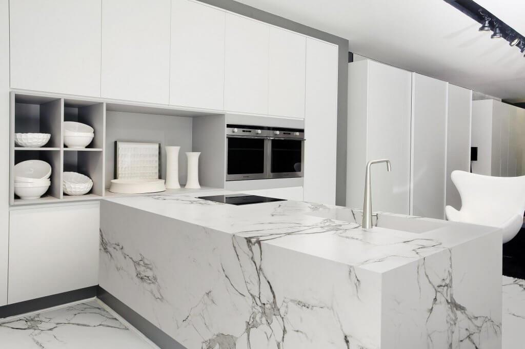 Marble Kitchen Worktops - West Midlands Home Improvements Blog