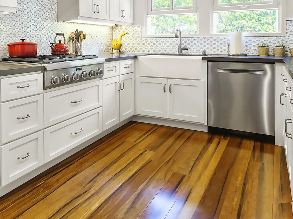 Kitchen Bamboo Flooring - West Midlands Home Improvements Blog