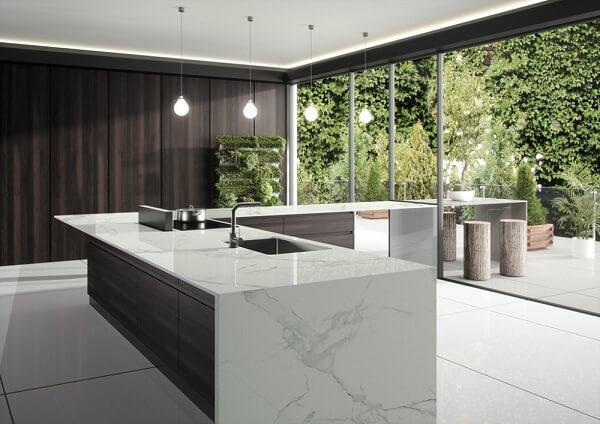 Quartz Kitchen Worktops - West Midlands Home Improvements Blog