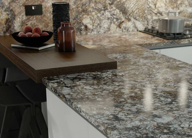 Granite Kitchen Worktops - West Midlands Home Improvements Blog