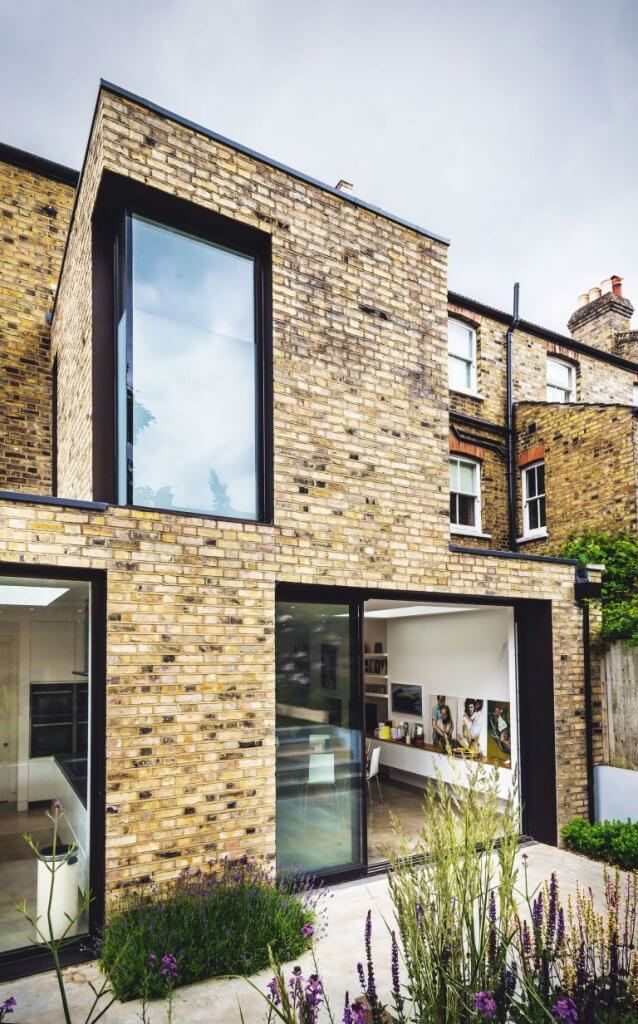 The Double Storey Extension On A Terraced House