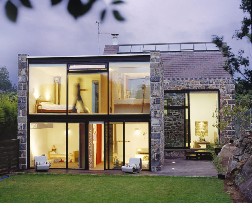How To Add A Double Storey Extension In A Conservation Area