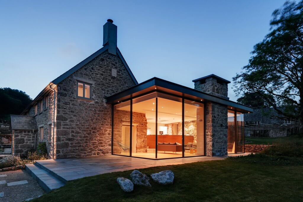 How To Add A Double Storey Extension To A Listed Building