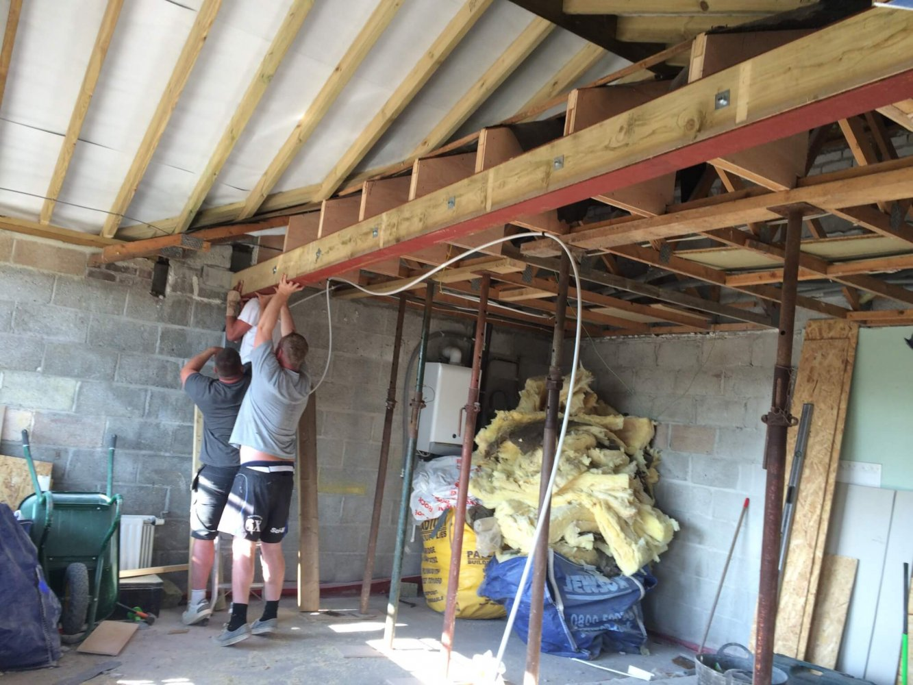 Do You Need To Upgrade Your Roof In A Garage Conversion?