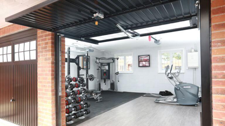 Create a Home Gym