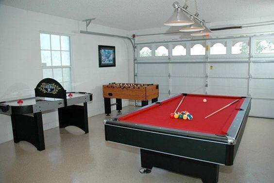 Create A Games Room