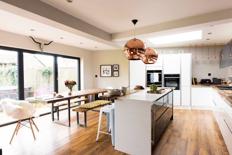 Create A Kitchen Extension